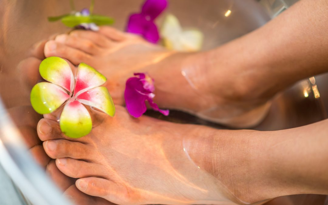 Can you get psoriasis on your feet?